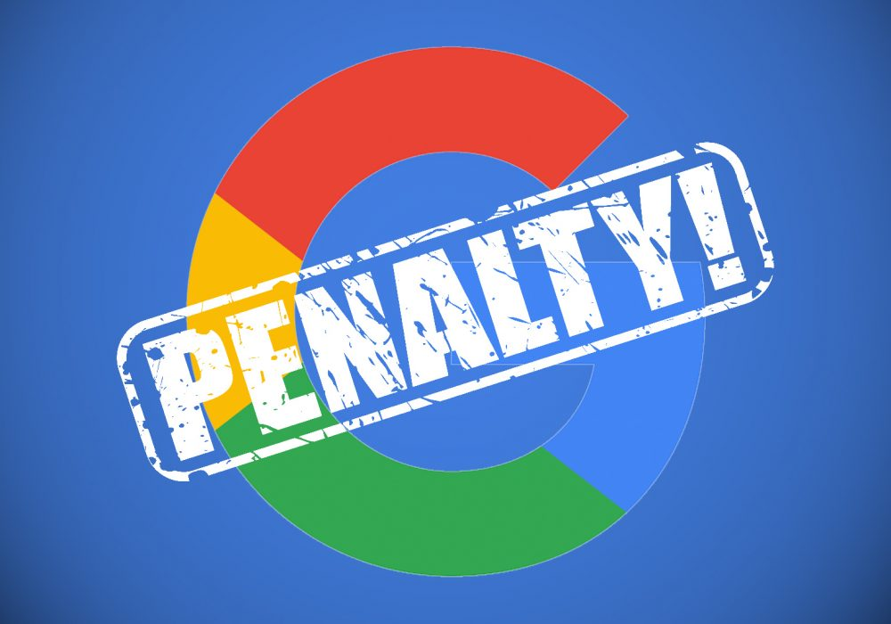 UK Bank Halifax receives Google Penalty