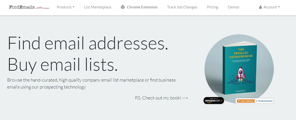 Find Anyone's Email Address:9 Tools To Find Emails With Precision and Accuracy 14