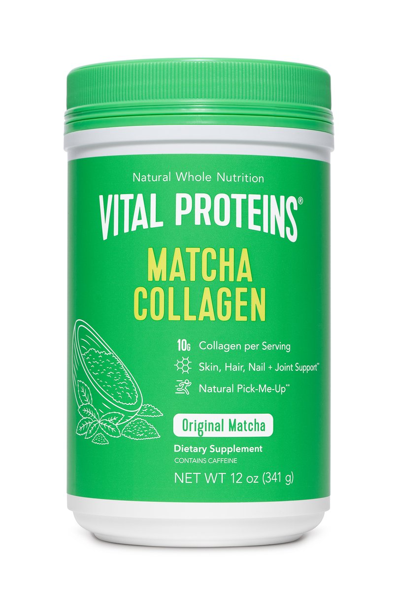collagen matcha - top health product